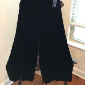 AK Black Women's wide leg pants